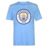 Tricou Nike Manchester City Crest 2018 2019 pentru Barbati