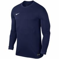 Tricou NIKE PARK VI JSY maneca lunga bleumarin 725884 410 pentru barbati