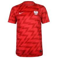 Tricou Nike Poland Pre Match pentru Barbati