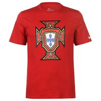 Tricou Nike Portugal Crest pentru Barbati