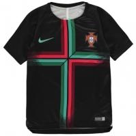 Tricou Nike Portugalia Pre Match pentru copii
