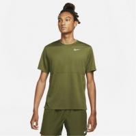 Tricou Nike Run Breathe pentru Barbati rough verde