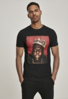 Tricou Notorious Big Crown negru Merchcode