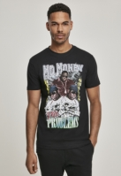 Tricou Notorious Big Mo Money negru Merchcode