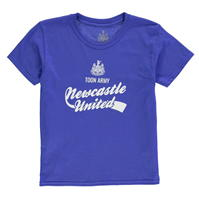 Tricou NUFC imprimeu Graphic pentru Bebelusi
