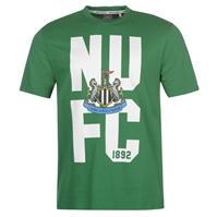 Tricou NUFC Newcastle United Crest pentru Barbati