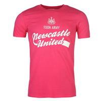Tricou NUFC Newcastle United imprimeu Graphic pentru Barbati