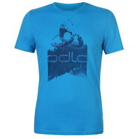 Tricou cu imprimeu Odlo pentru Barbati