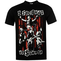 Tricou Official 5 Seconds of Summer pentru Femei