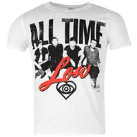 Tricou Official All Time Low pentru Barbati