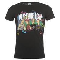 Tricou Official All Time Low pentru Barbati