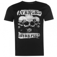 Tricou Official Avenged Sevenfold (A7X)