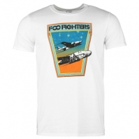 Tricou Official Foo Fighters