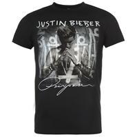 Tricou Official Justin Bieber pentru Barbati