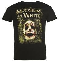 Mergi la Tricou Official Motionless In alb pentru Barbati