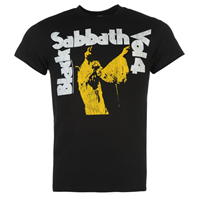 Tricou Official negru Sabbath