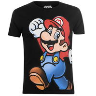 Tricou Official Nintendo Print pentru Barbati