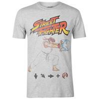Tricou Official Street Fighter pentru Barbati