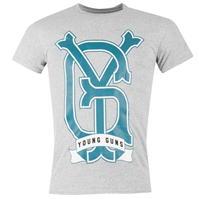 Tricou Official Young Guns pentru Barbati