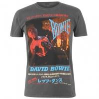 Tricou Official Vintage Band David Bowie
