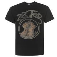 Tricou Official ZZ Top pentru Barbati