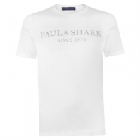 Tricou Paul And Shark Clean Logo 1976