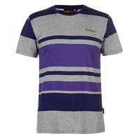 Tricou dungi Pierre Cardin trei Colour pentru Barbati
