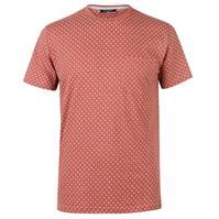 Tricou Pierre Cardin Mini Geometric Print pentru Barbati
