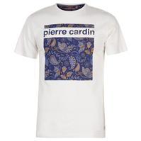 Tricou Pierre Cardin Paisley Print pentru Barbati