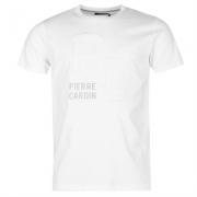 Tricou Pierre Cardin Text Applique pentru Barbati