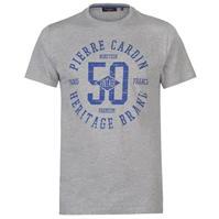 Tricou Pierre Cardin Vintage Print pentru Barbati