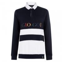 Tricou Polo cu Maneca Lunga Gio Goi Goi