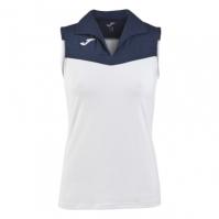 Tricou Polo Tenis 80 Joma bleumarin-alb pentru Femei