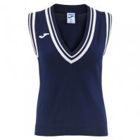 Tricou Polo Tenis 80 Joma fara maneci bleumarin pentru Femei