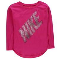 Tricou Nike Pop Mod LS pentru fetite