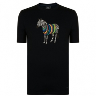 Tricou PS BY PAUL SMITH imprimeu zebra Print