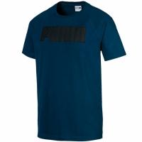Tricou Puma Athletics albastru 580134 38