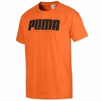 Tricou Puma Athletics portocaliu 580134 17