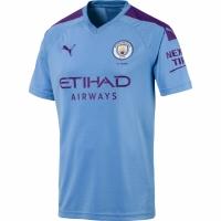 Tricou Puma barbati Manchester City FC Acasa Replica SS 755586 01