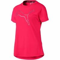 Tricou Puma Cat Tee roz 518311 07 femei