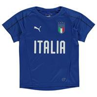 Tricou Puma Italy antrenament pentru baietei