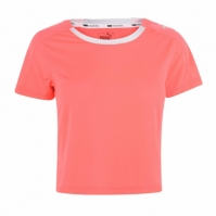 Tricou Puma LQD CELL Crop pentru Femei