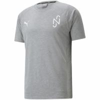 Tricou Puma Neymar Evostripe Tee Medium gri 605604 05 pentru Barbati copii