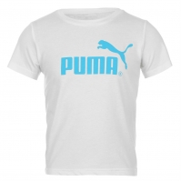 Tricou Puma QTT No1 Juniors
