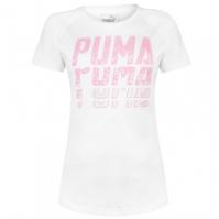 Tricou Puma Repeat Word pentru Femei