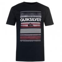 Tricou Quiksilver High Stripes pentru Barbati