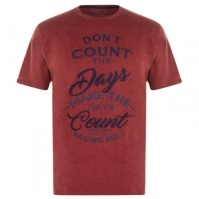 Tricou Raging Bull Count The Days