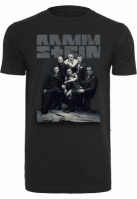 Tricou Rammstein Band Photo negru