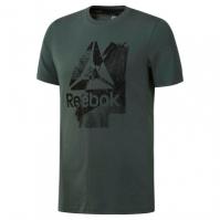 Tricou Reebok Brand imprimeu Graphic pentru Barbati