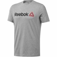 Tricou Reebok QQR Linear barbati gri CW5375